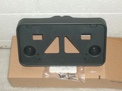 Purchase Ford Edge Front License Plate Bracket New OEM Part motorcycle in Duluth, Georgia, US, for US $19.99