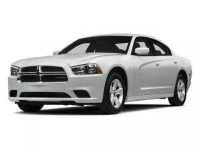 2014 Dodge Charger SXT (Pitch Black)