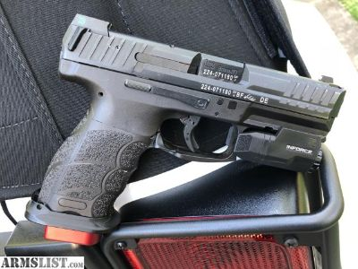 For Sale: HK VP9 LE with extras