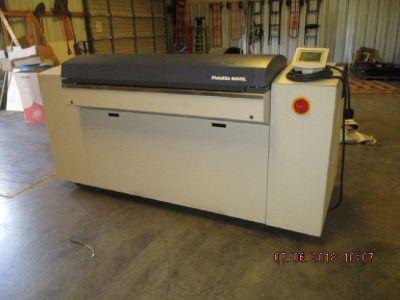 Fujifilm Platerite PT-R8600SL CTP PlateSetter RTR#8053383-01