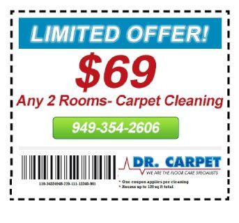 Carpet cleaner in Costa Mesa, California