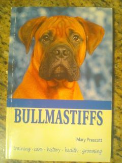 Bullmastiffs--Brand new/never used $ 10.00