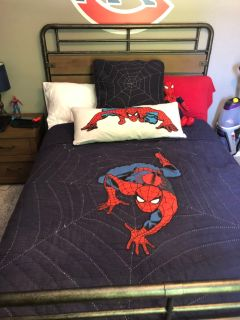 Spider-man Bedding