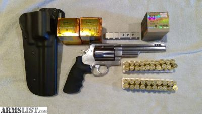 For Sale: S&W 500 Magnum Package