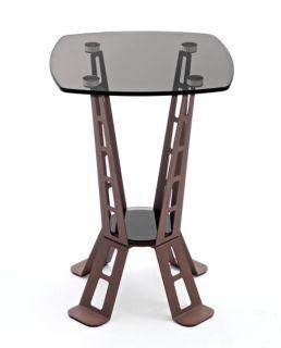 CAROLINA CONTEMPORARY COFFEE TABLE- SQUARE