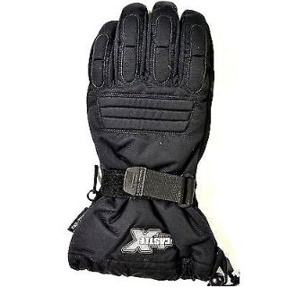 Purchase CASTLE X MENS PLATFORM SNOWMOBILE GLOVES BLACK XS, S motorcycle in Lanesboro, Massachusetts, United States, for US $34.99