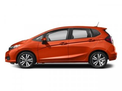 2018 Honda Fit EX-L (Orange Fury)