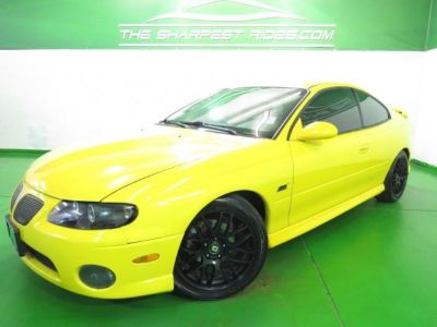 2004 Pontiac GTO 6-Speed Leather