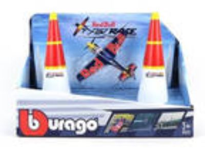 Red Bull Air Race Pylons Airplane Model Diecast set 1/100