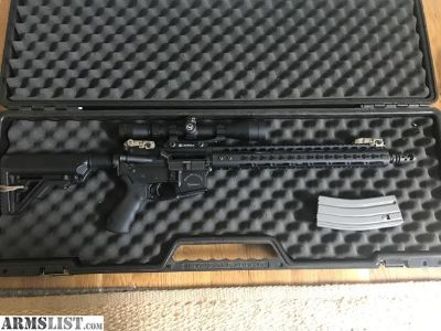 For Sale: Rock River Arms TO2 with Noveske rail and Leopold scope