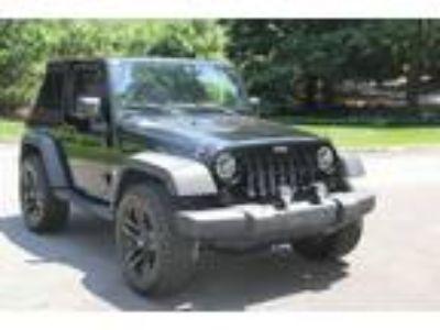 2007 Jeep Wrangler 4WD X