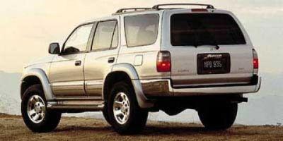1997 Toyota 4Runner SR5 (BLACK)
