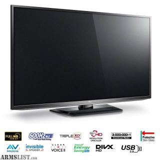 For Sale: Trade 50inch LG for pistol