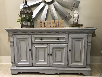 Farm house style buffet/console/tv stand