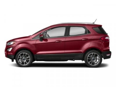 2018 Ford EcoSport SE (Ruby Red Metallic Tinted Clearcoat)