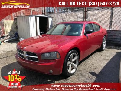 2006 Dodge Charger SE (Inferno Red Crystal Pearl)