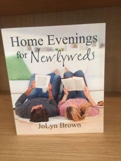 Book: Home Evenings for Newlyweds