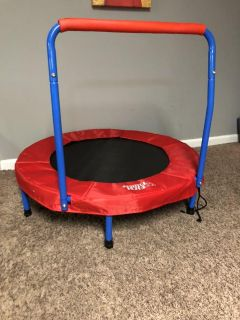 Trampoline - small with handle