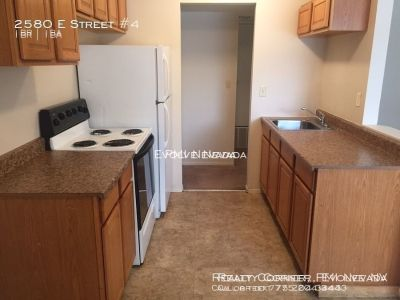 1 Bed & 1 Bath Downstairs Apartment