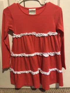Lolly Wolly Doodle dress. Size 10