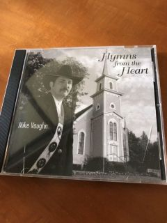 Hymns From the Heart Mike Vaughn. ** SWAP ONLY**