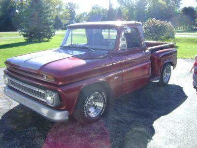 1964 chevy c10 350 4 speed