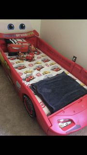 CAR Bed Twin