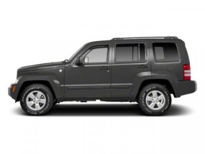 2012 Jeep Liberty Limited (Mineral Gray Metallic)