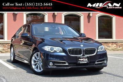2016 BMW 5-Series 4dr Sdn 535i xDrive AWD Sport (Carbon Black Metallic)