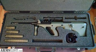For Sale: MSR Stg556 (AUG clone)