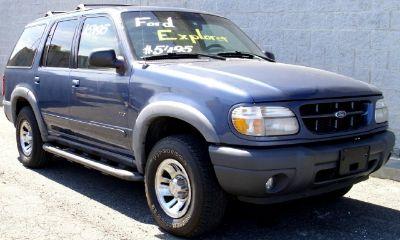2000 Ford Explorer XLS (Deep Wedgewood Blue Metallic)