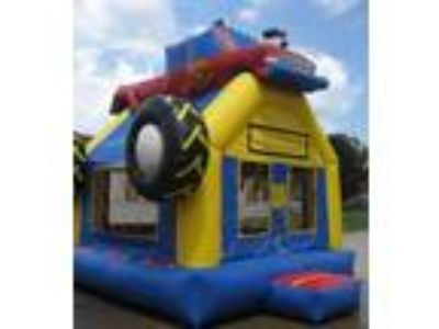 Atlanta GA Monster Truck Bounce House Rental for Rent