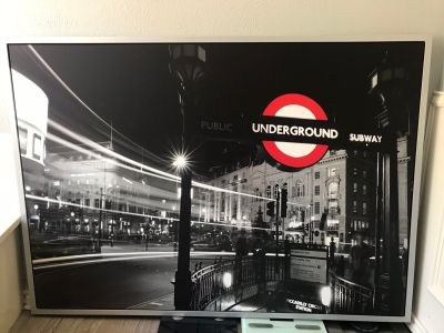 London picture and frame