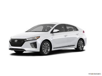 2018 Hyundai IONIQ Hybrid HYBRID LIMITED (Ceramic White)