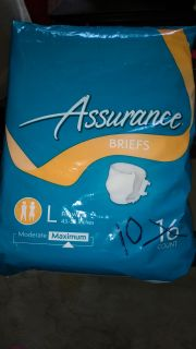 Assurance briefs for male or female.