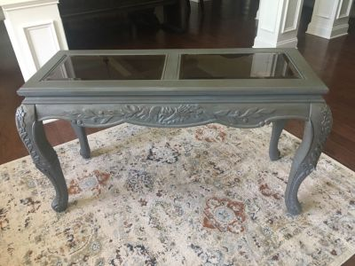 Gorgeous solid wood table