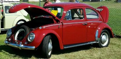 1964 Sunroof Beetle, 100% restoration, Collectors