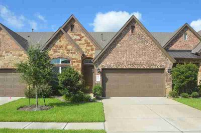 24143 Tapa Springs Lane Katy Three BR, IMMACULATE LUXURY Townhome