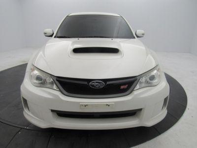 2013 Subaru Impreza WRX STI (Satin White Pearl)