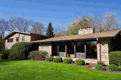 6090 Parkview Rd Greendale Four BR, Mid-century modern