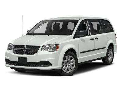 2018 Dodge Grand Caravan SXT (Granite Pearlcoat)