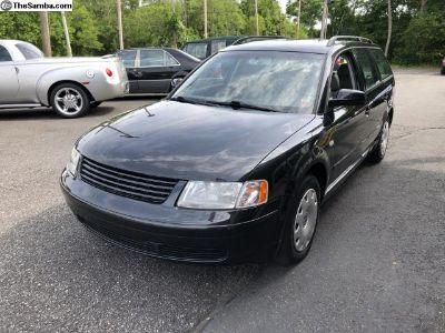2001 VW Passat Wagon V6 GLS