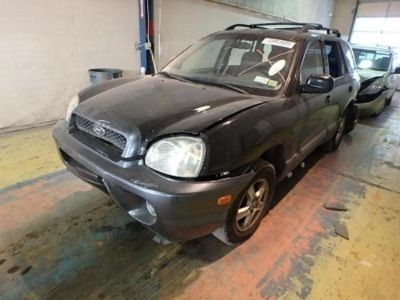 Sell HYUNDAI SANTA FE Engine 3.5L (VIN E, 8th digit) 03 04 05 06 motorcycle in Jenison, Michigan, United States, for US $1,125.00