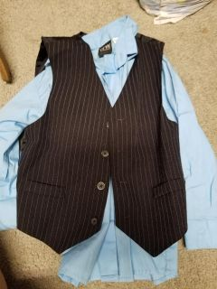 Boys dress outfit
