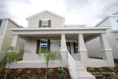 Beautiful Brand New 5 BR/3 BA Home in Winter Garden!!!