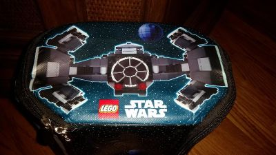 Like new condition Neat-Oh 4.2 out of 5 stars 97 Reviews Neat-Oh! LEGO Star Wars ZipBin TIE Fighter 600 Brick Storage carrying Case
