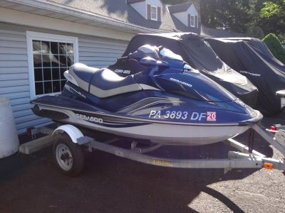 2009 Sea-Doo GTI SE 155 PWC 3 Seater New Britain, PA