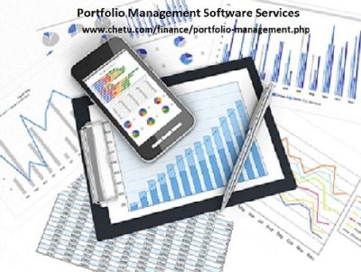 Portfolio Management Software Services by Professionals