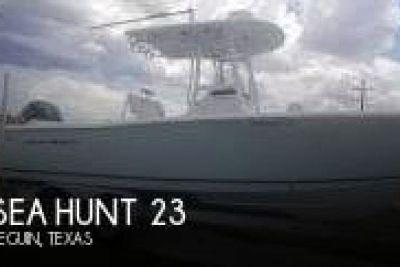 2014 Sea Hunt 234 ULTRA
